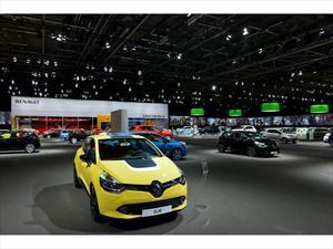 Renault Clio IV recibe 5 estrellas en seguridad