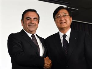 Nissan adquiere el 34 por ciento de Mitsubishi