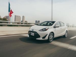 Manejamos el Toyota Prius C 2018