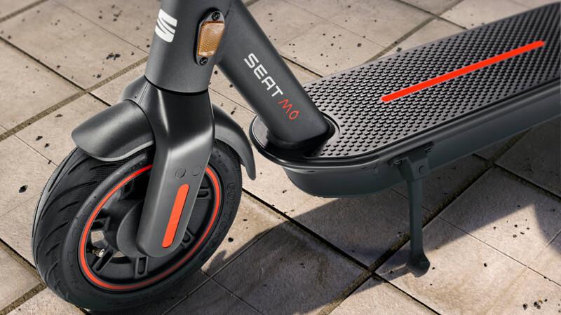 SEAT quiere traer sus patinetas eléctricas a Chile