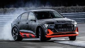 Audi e-tron S y e-tron S Sportback ofrecen un nivel de deportividad excepcional