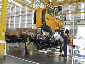 Hino completó 30.000 unidades de camiones ensamblados en Colombia