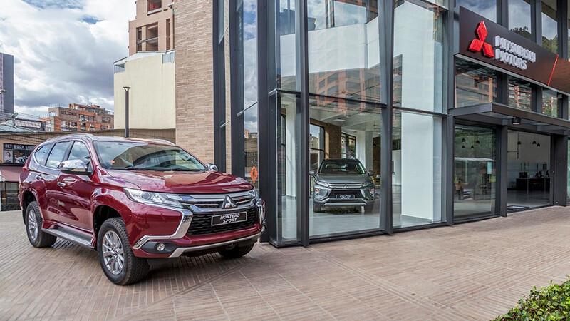 Mitsubishi Motors renueva su imagen en Colombia