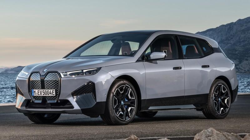 BMW iX 2022: el SUV eléctrico que combina la funcionalidad del X5 con la agilidad del X6