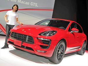 Porsche Macan GTS 2016 debuta