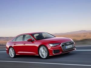Audi A6, ya llega la quinta generación