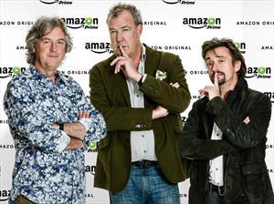 Clarkson, May y Hammond tendrán un nuevo programa en Amazon Prime