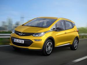 Opel Ampera-e, el hermano europeo del Chevrolet Bolt