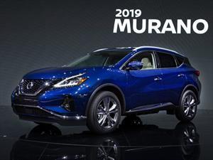 Nissan Murano 2019: llega con varios cambios estéticos