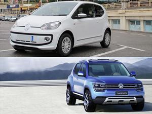 Volkswagen Up! y Taigun, posibles estrellas del Salón de BA
