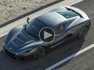 Video: Rimac C_Two, desde Croacia llega lo imposible