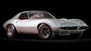Se vende un prototipo de Pontiac creado para competir con el Mustang