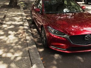 Mazda6 2018 se anticipa al Salón de Los Angeles