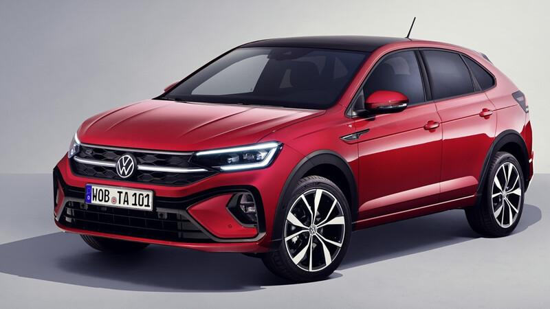 Volkswagen Taigo 2022, un Nivus para Europa, pero mejorado