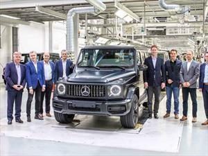 Mercedes-Benz Clase G arranca su producción