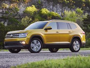 Volkswagen Atlas 2018 obtiene 5 estrellas en pruebas de la NHTSA