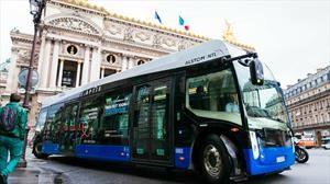 Los primeros buses eléctricos no chinos llegan a Chile