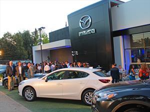 Mazda Chile inaugura nueva Casa Matriz