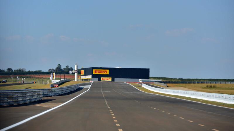 Pirelli estrena su autódromo con siete pistas profesionales en Brasil