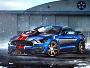 Estos autos lucen como superhéroes