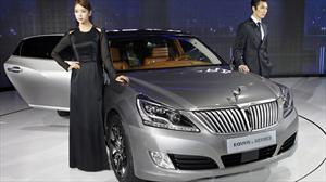 Hyundai Equus por Hermès, exquisito vehículo premium