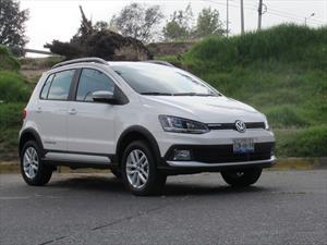 Volkswagen Crossfox 2016 a prueba
