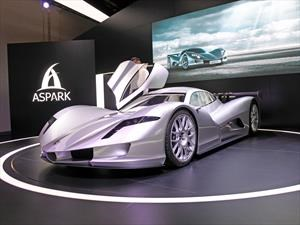 Aspark Owl 2018 es un deportivo eléctrico lleno de poder