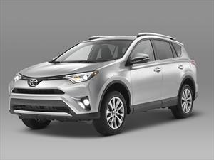 Toyota RAV4 2016 llega a México desde $339,900 pesos