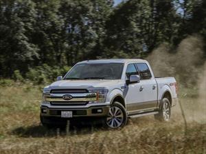 Ford Lobo 2018 a prueba