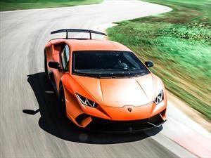 Lamborghini Huracán Performante es el rey de las hot laps