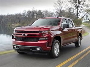 Chevrolet Silverado 2019 estrena motor turbo de 4 cilindros