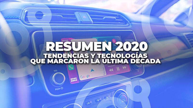 Estas tecnologías marcaron la última década en el mundo automotriz