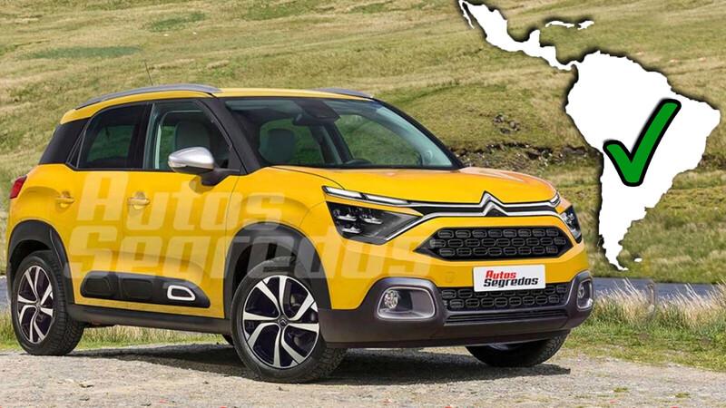 Citroën tendrá una línea de vehículos exclusiva para Latinoamérica