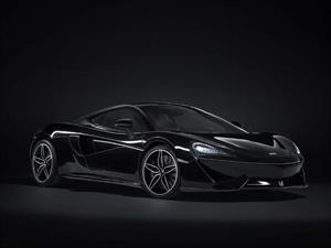 McLaren 570GT presenta su edición especial Black Collection