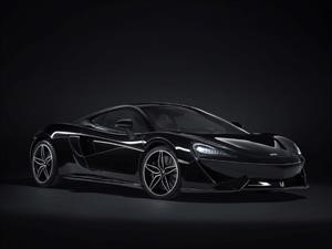 McLaren 570GT MSO Black Collection, cien veces negro
