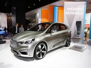 BMW Concept Active Tourer: El Futuro es hoy