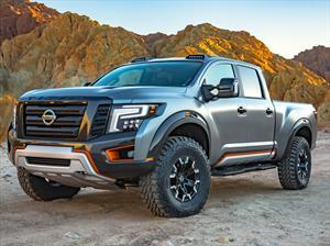 Nissan Titan Warrior Concept, muy cerca de llegar a producción