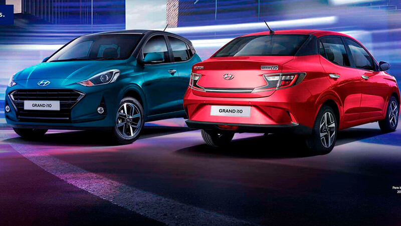 Hyundai Grand i10 2021 inicia ventas en México tanto en carrocería sedán como hatchback
