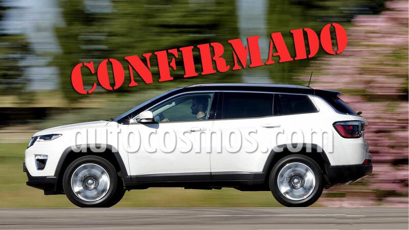 Jeep confirma su nuevo SUV de 7 plazas a fabricarse en Brasil