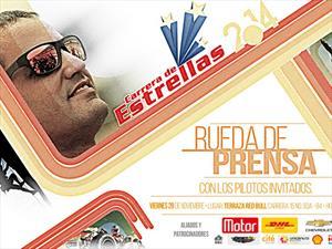 Todo listo para la Carrera de las Estrellas 2014