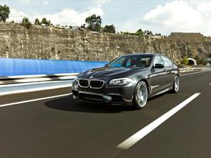 Nuevo BMW M5 a prueba
