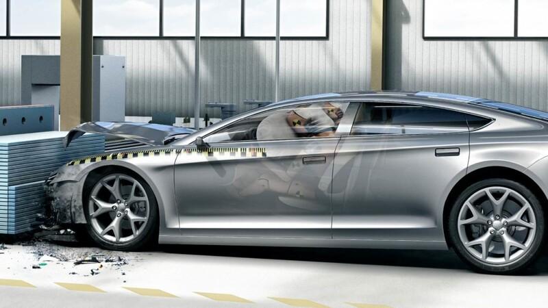 Hace 40 años, Mercedes-Benz y Bosch impusieron la bolsa de aire en los automóviles