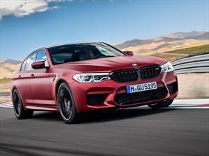 BMW M5 2019 debuta