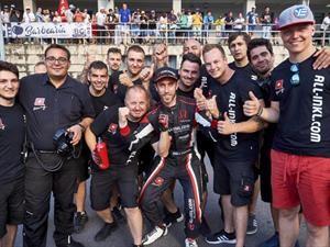 WTCR 2018: Buen paso de Guerrieri por Portugal