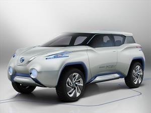 Nissan TeRRA Concept, estrella del Auto Show de Guangzhou 2016