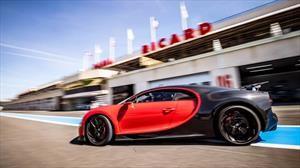 Bugatti Chiron podría alcanzar una velocidad de 500 km/h