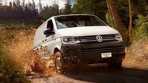 Transporter 2019 de Volkswagen Vehículos Comerciales, lista para el trabajo pesado