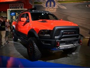 Ram Macho Power Wagon, musculatura al servicio del off road