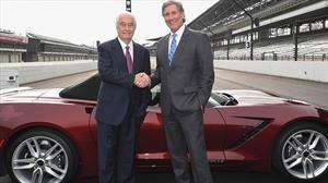 Roger Penske compró Indianapolis