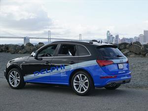 Audi Q5 autónomo realiza un viaje de San Francisco a Nueva York